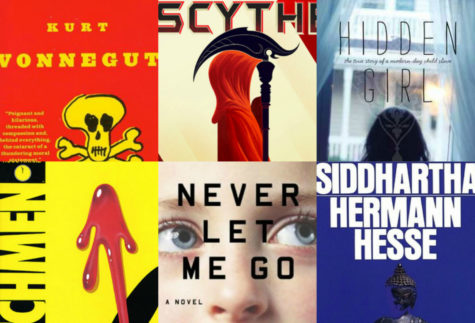 Read it; Hopefully don't Weep: English Teachers Recommend Good Reads