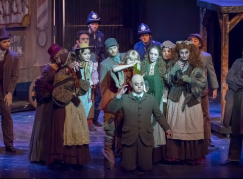 """Thomas Ferro Cast in All-State Production of """"Sweeney Todd"""" Q&A"""