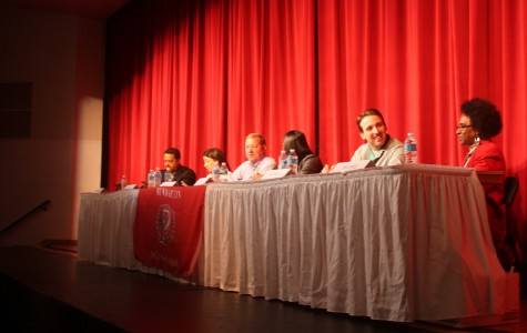 Career Panel: Community Business Pros Offer Advice to Students