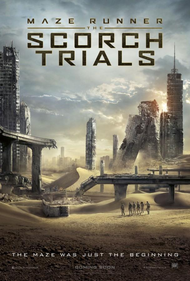 """Red Hot Reviews- """"Maze Runner: Scorch Trials"""""""