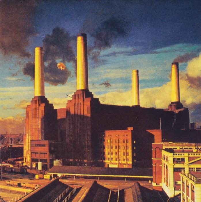 Pink Floyds album Animals, taken from the official website