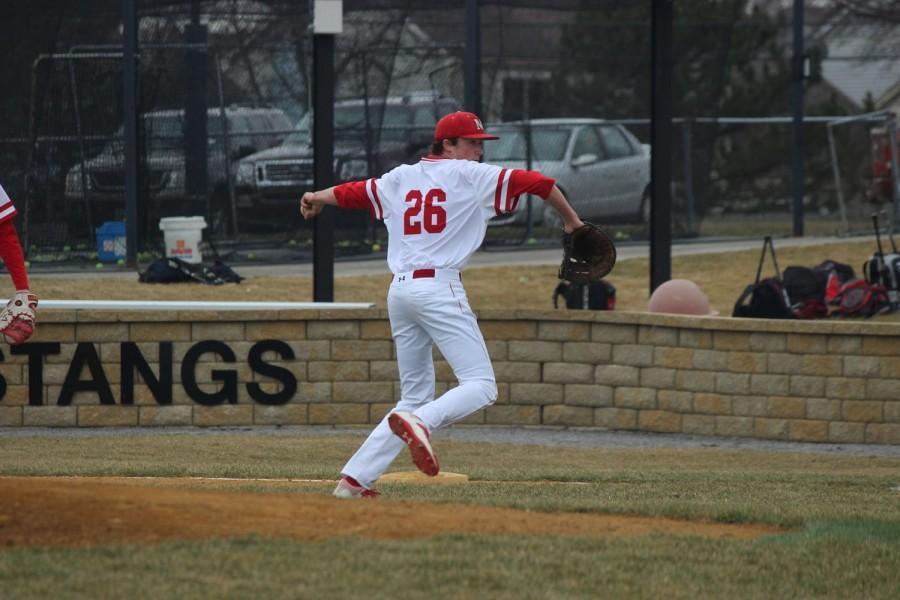 Junior Brendan Murphy has signed with Arizona State University to play baseball.