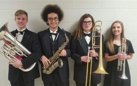 MHS Band Students Go All in for All State Band Festival