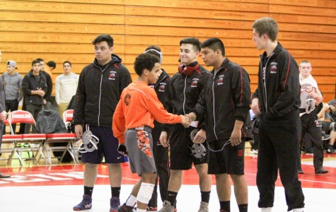 Boys Wrestling Improves Under New Coach