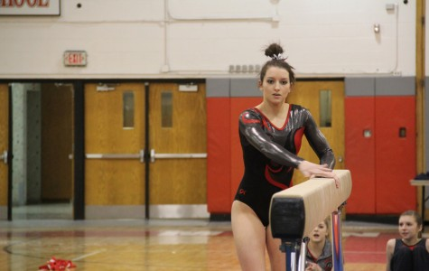 Three-peat: Girls Gymnastics Win Conference and Regionals