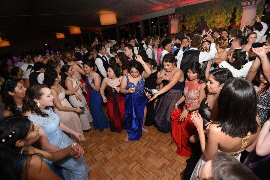 Students Enjoy an 'Enchanted Evening' at Prom