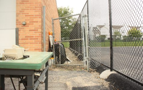Tennis Court Repairs Swing Into Action