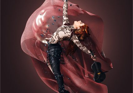 Lindsey Stirling Releases Third Hit Album, Brave Enough