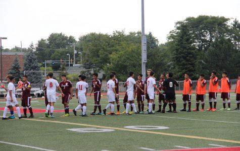 Boys Soccer Plan for Regionals