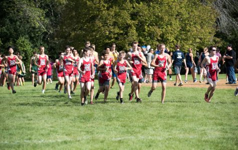 Boys Cross Country Team Makes MHS History