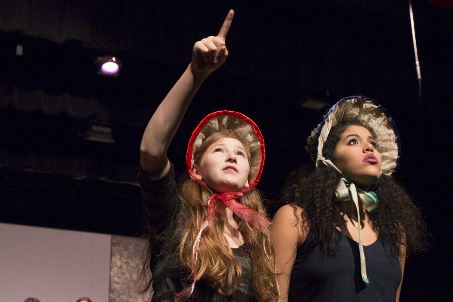Meet the New Faces of Mundelein Theatre