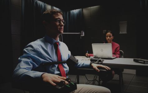 Joseph Gordon-Levitt as Edward Snowden. Photo courtesy of official Snowden website.