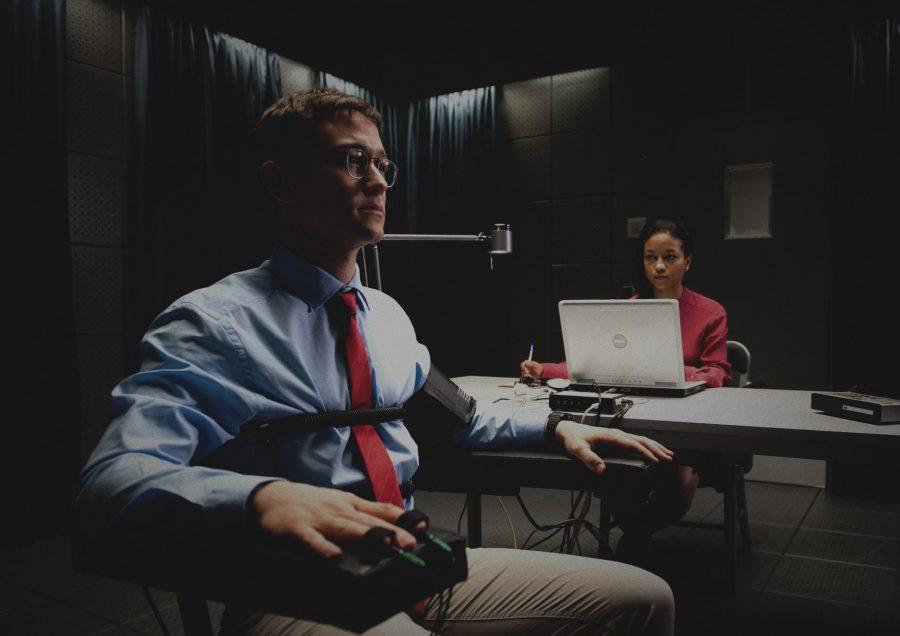 Joseph Gordon-Levitt as Edward Snowden. Photo courtesy of official Snowden website.