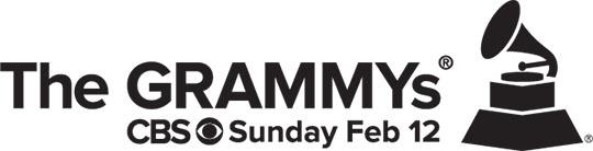 Logo courtesy of official Grammy website.
