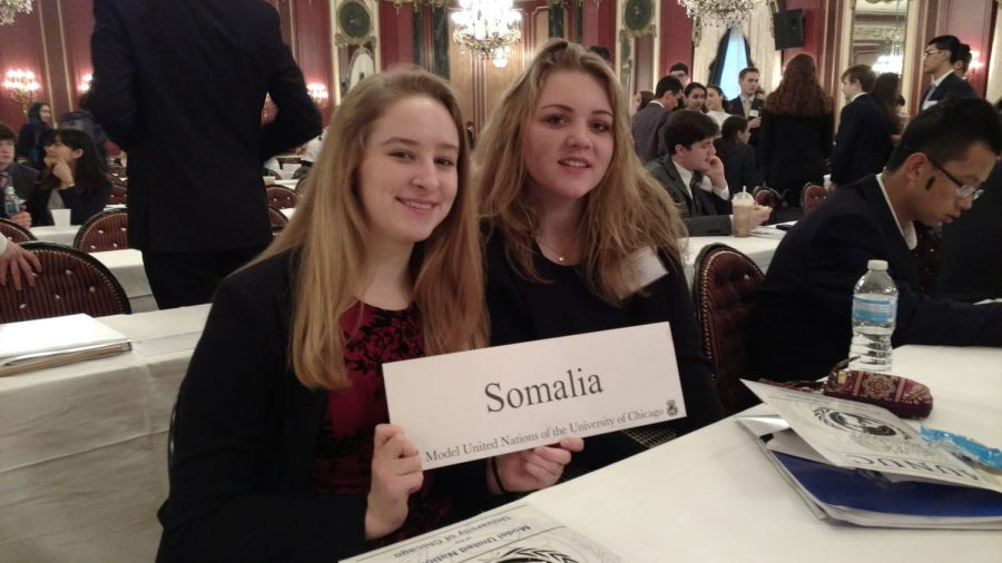 Seniors+Lucy+Renz+and+Jessica+Peterson+represented+Somalia+at+the+2016+convention.%0APhoto+submitted+from+yearbook.