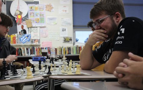 Checkmate: Chess Club Makes a Move Toward Competition