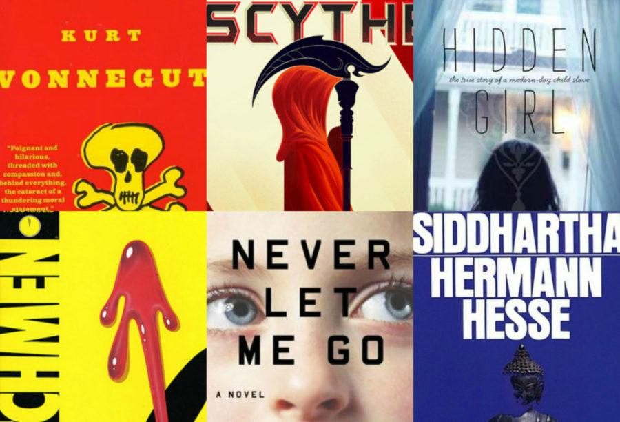 book covers courtesy of Goodreads