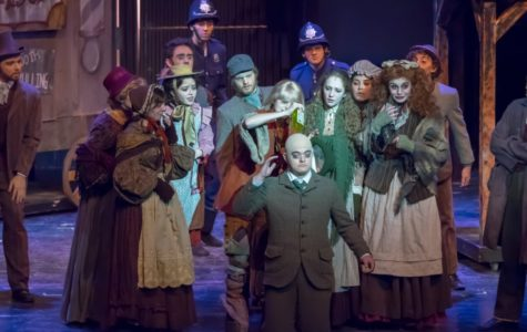 "Thomas Ferro Cast in All-State Production of ""Sweeney Todd"" Q&A"