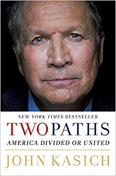 Kasich's new book,