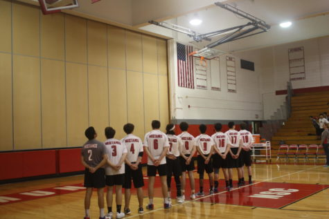 Mustangs vs. Lakes: A Glimpse into Boys Volleyball Season