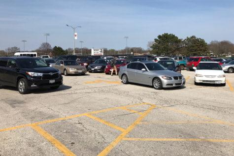 Parking Lot Panic: Daily Student Transportation Struggles