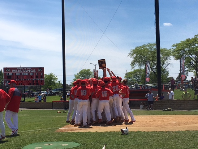Photo+submitted+by+Ryan+Patel.+The++Mustangs+won+the+Regional+championship+vs+Fremd+thanks+to+a+walk-off+homerun+by+Steve+Sanchez+to+advance+to+Sectionals.