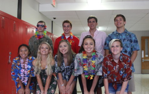 Homecoming Week: Day Two and Three Sights