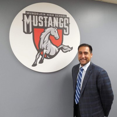 Featured in image; Dr. Anthony Crespo, newest Assistant Principal
