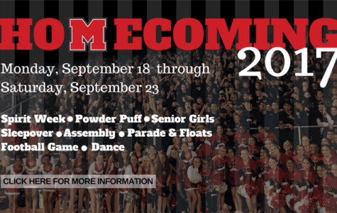 Homecoming Week Excitement Spreads Through MHS