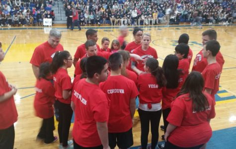 Adaptive P.E class prepares second annual matchup for first time at MHS