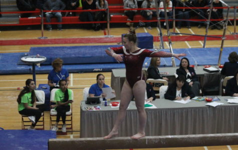 Muench, Hallin land state placements for girls gymnastics