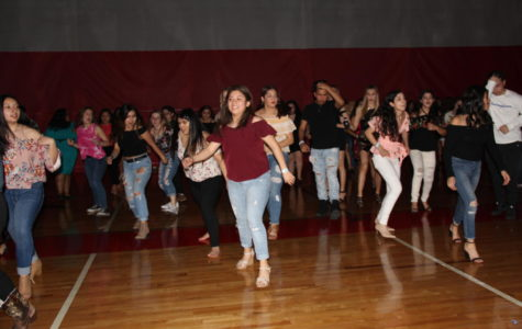 El Baile, school's first Latin-themed dance, unites students of all races when it's needed most