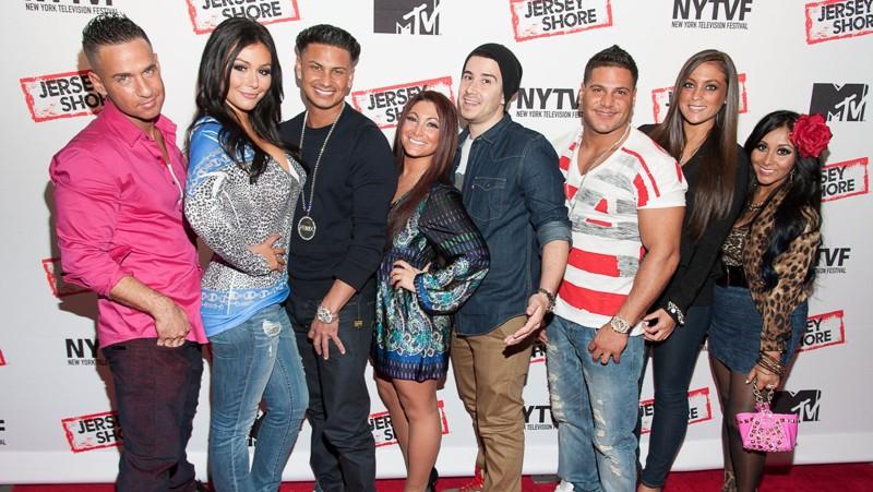 MTVs Jersey Shore Back on TV