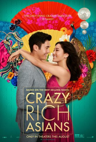'Crazy Rich Asians' tops box office