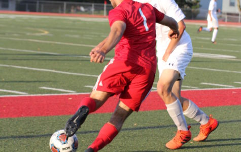 Alba earns All-State title for boys soccer