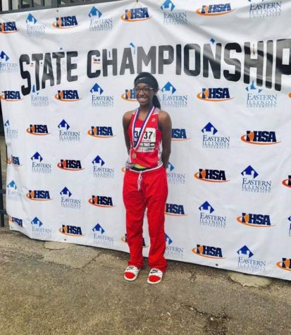 Thompkins takes track career to next level