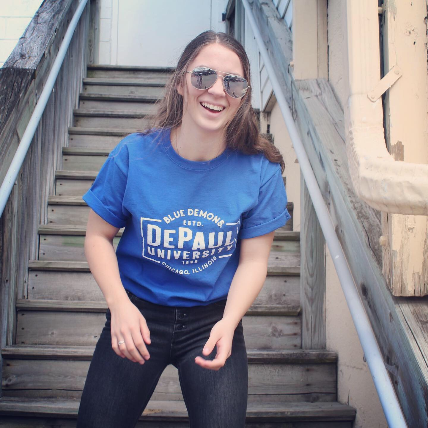 Maggie O'Donnell will be attending DePaul University and will be majoring in Business Administration.