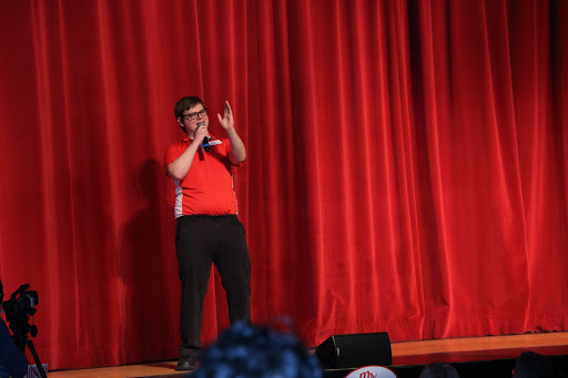 With many years of stand-up comedy experience, Cumberland decided to stun the judges with his abilities to make the audience laugh. Deciding to do stand-up comedy for the talent portion of the competition led to Cumberland making the Top 5 finalists.
