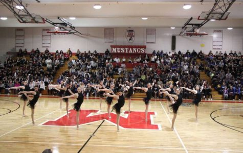 Dance team 'came to dance' at invitational